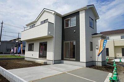 江曽島町3期 D棟 同社施工物件。完成物件と異なる場合がございます。