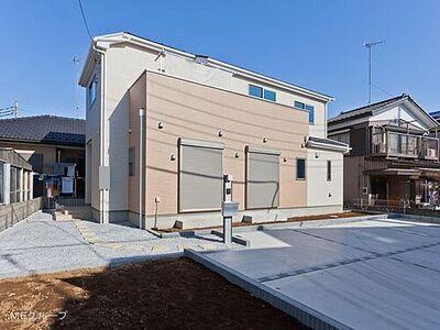 さいたま市岩槻区掛3期 新築一戸建て 全1棟 1号棟
