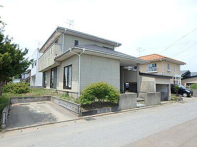 秋田市下新城長岡字毛無谷地 既存住宅 外観1