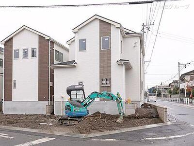 さいたま市西区佐知川 新築一戸建て 全4棟 1号棟