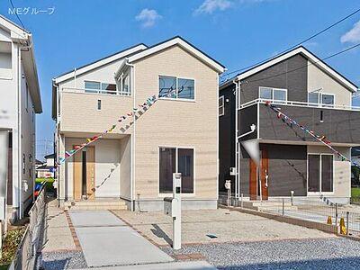 鴻巣市小松第2 新築一戸建て 全2棟 1号棟