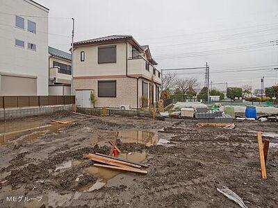 所沢市上新井3丁目 新築一戸建て 第23 全3棟 2号棟