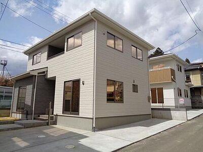 仙台市青葉区北山1丁目 B棟 外観地震に強いテクノストラクチャー工法。