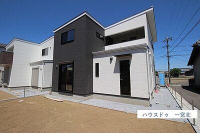 新築戸建 北方町北方字中屋敷郷 B号棟 全2区画 2021年5月 完成予定です!!!(^^)/進捗状況を随時更新致しますのでお気軽にお問合せ下さい♪♪