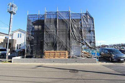 GRAFARE 仙台市泉区みずほ台 4号棟 現地写真