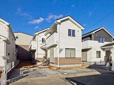 つくばみらい市富士見ヶ丘1丁目 2号棟 新築戸建