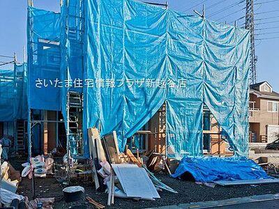 新築一戸建 川口市安行小山 全10棟 2号棟6 外観写真です。
