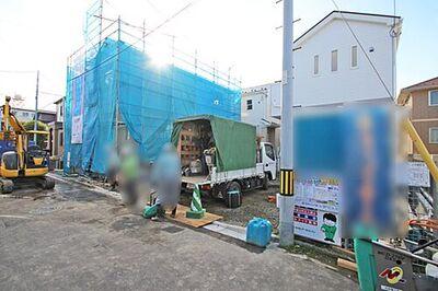 QUIE 仙台市若林区文化町 第1 3号棟 現地写真