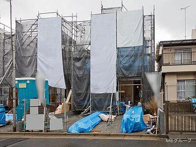 所沢市中新井第18 新築一戸建て 全2棟 2号棟