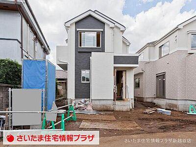 新築一戸建 八柱8 全2棟 2号棟2 外観写真です。