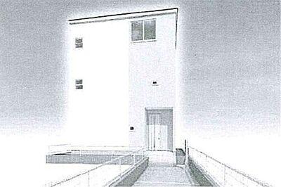 川口戸塚第3 新築住宅/全2棟 完成予想図