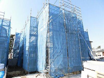 クレイドルガーデン守谷市松並青葉第1(全10棟)7号棟 平成30年2月9日撮影