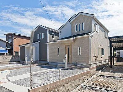 鴻巣市鎌塚第3 新築一戸建て 全2棟 1号棟