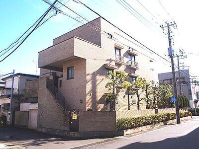 厚木市妻田北3丁目 中古 3K6K事務所×2 建物外観です。
