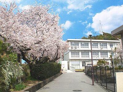 姫路市花田町加納原田 花田小学校 1100m