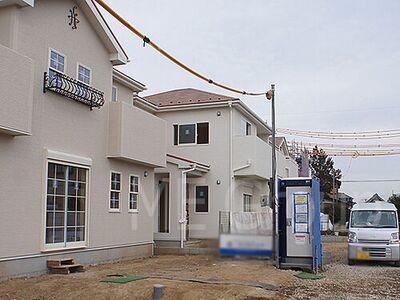 加須市旗井3期 新築一戸建て 全4棟 2号棟 1/16撮影