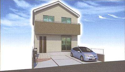 さいたま市北区吉野町1丁目 新築一戸建て No.1