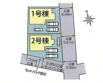 西区舞阪町浜田 新築戸建 2号棟