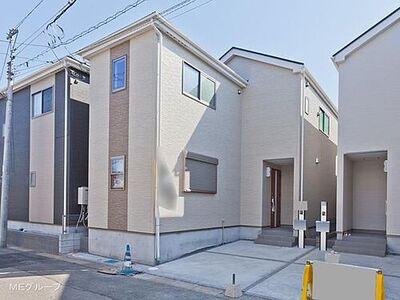 川口市戸塚東3丁目 新築一戸建て 9期全4棟 3号棟