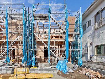 草加市瀬崎6丁目 新築一戸建て 5期 全3棟 1号棟