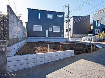 さいたま市浦和区上木崎3期 新築一戸建て 1号棟