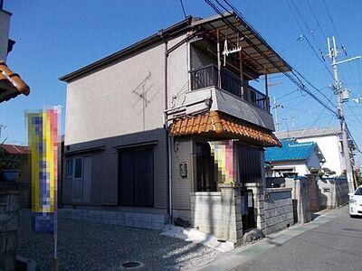 福田 中古一戸建 駐車2台可能 セカンドカーや来客時にも安心ですね 空家につきいつでも内覧可能ですよ