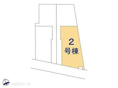 八千代市勝田台南1丁目 新築一戸建て 全4棟 図面と異なる場合は現況を優先
