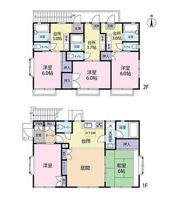 練馬区石神井町7丁目 賃貸併用住宅