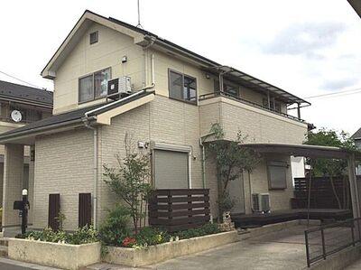 野田市宮崎 中古戸建 1階の居室はシャッター付き