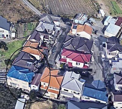 和歌山県紀の川市荒見(2世帯住宅)
