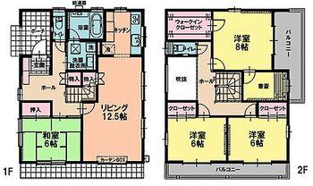 千葉市中央区今井町 4SLDK 建物119.23平米