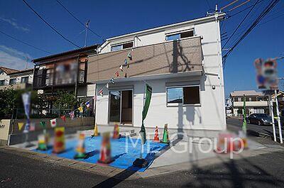 伊奈町栄20期 新築一戸建て 1号棟 10/3撮影