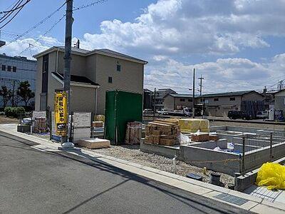 尼崎市武庫町1丁目新築一戸建て2号棟