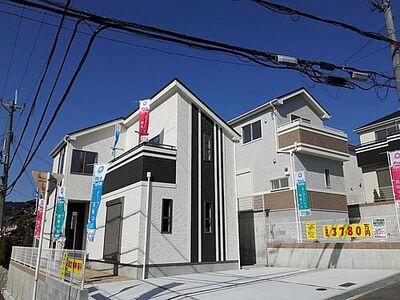 リナ―ジュ尼崎市稲葉荘 未完成の為同社施工例を掲載しております。