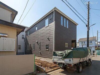 草加市北谷2丁目 新築一戸建て 全1棟 1号棟