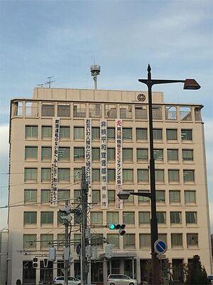 熊谷市中西1丁目 第2ー1号棟 熊谷市役所(577m)