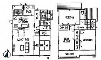 加古川市第6新神野-1号地 新築戸建
