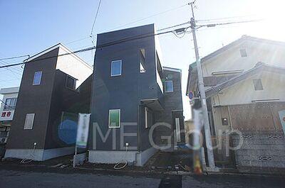 上尾市中妻1丁目 新築一戸建て 全2棟 1号棟