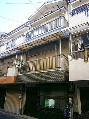 泉尾5丁目中古戸建 鉄骨造3階建!