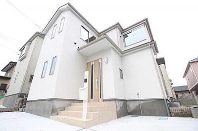 太白区西の平1期全6棟 A棟 「笑顔・快適・充実」を日常にする日々が、この本邸から始まります。