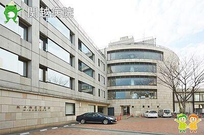 <クラシア> ~毎日が便利な暮らしを見つける~ 下新田 関越病院(18m)