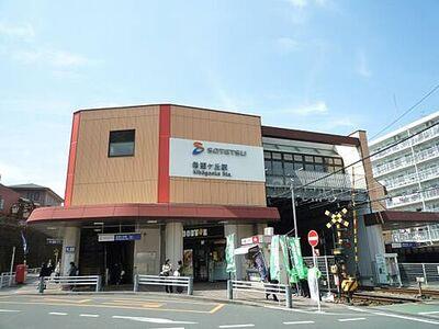 駅(640m)希望ヶ丘駅