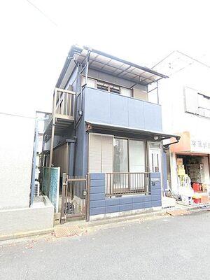 川越市吉田新町3丁目 中古 3LDK 建物外観です。