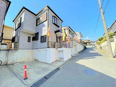 綾瀬市綾西5丁目 中古一戸建て 車通りの少ない閑静な住宅地になります