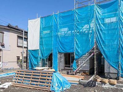 草加市新栄2期 新築一戸建て 全13棟 4号棟