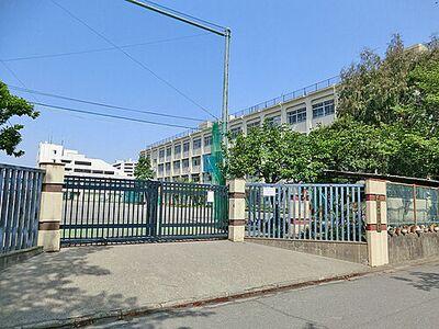 板橋区高島平2丁目 中古戸建 板橋区立高島第二中学校(709m)