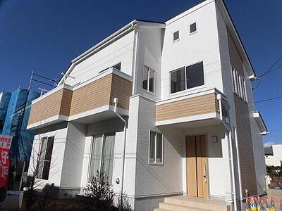 「高根公団駅」徒歩10分 新規開発分譲地 施工例