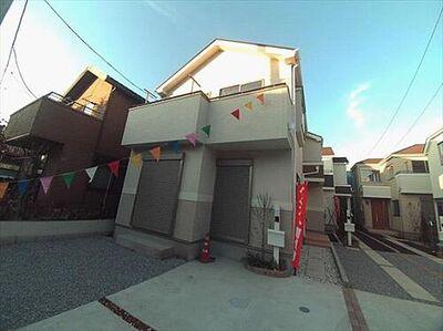 ふじみ野市谷田2丁目2期 全10棟 C号棟 閑静な住宅地です