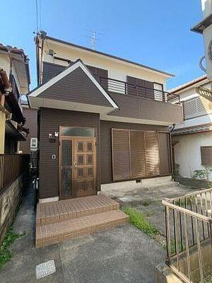 再生住宅 神沢2丁目 日当たり良好。1993年7月完成の中古戸建。