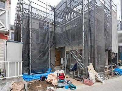越谷市大房 新築一戸建て 第8全9棟 9号棟